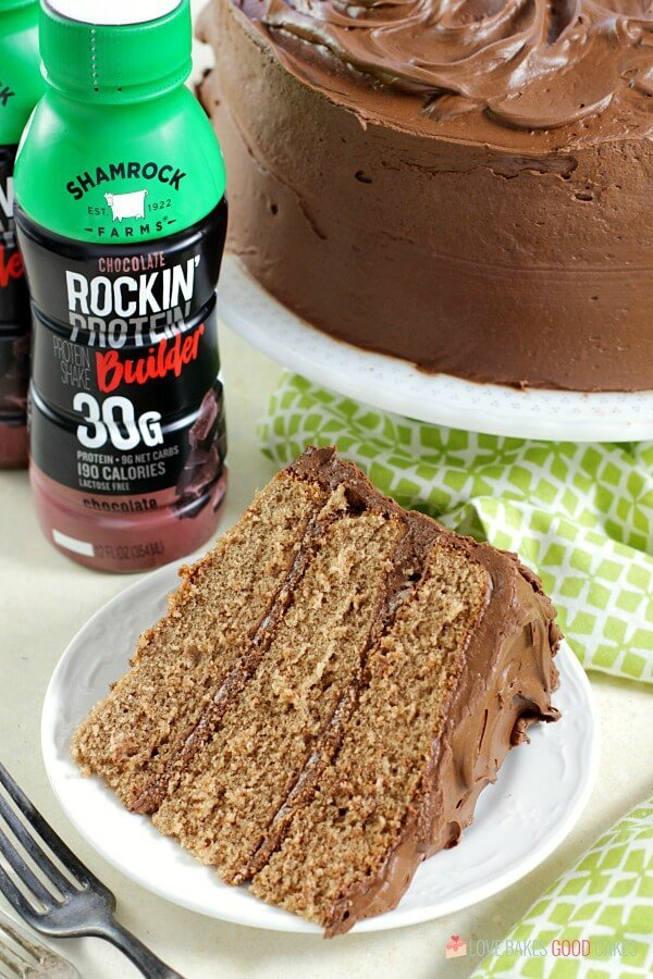 This from-scratch Chocolate Milk Cake is so easy to throw together - making it the perfect addition to birthdays, potlucks, or tailgating parties!