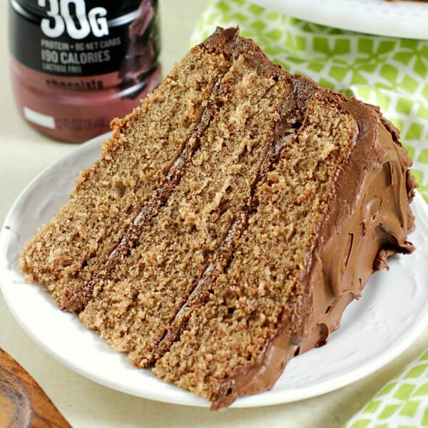 Chocolate Milk Cake