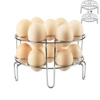 Stainless Steel Egg Steam Rack Stand
