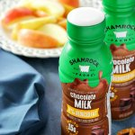Shamrock Farms milk makes a great snack