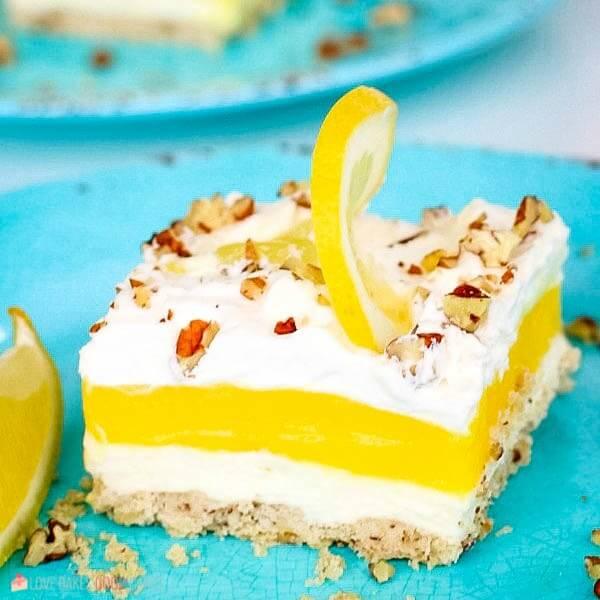 Lemon Lush Delight