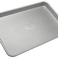 Jelly Roll Pan, Warp Resistant Nonstick Baking Pan, Made in the USA from Aluminized Steel