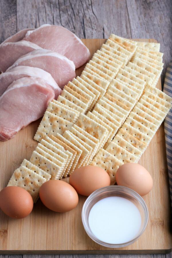 breaded pork tenderloin ingredients - ingredients for breading for tenderloin