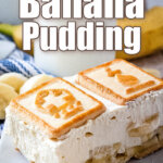 pin for banana pudding