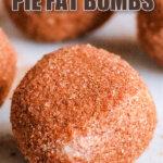 closeup of fat bomb
