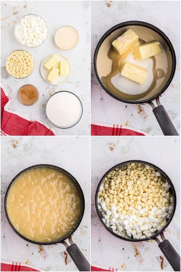 how to make fudge 1