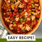 chipotle chicken soup pin