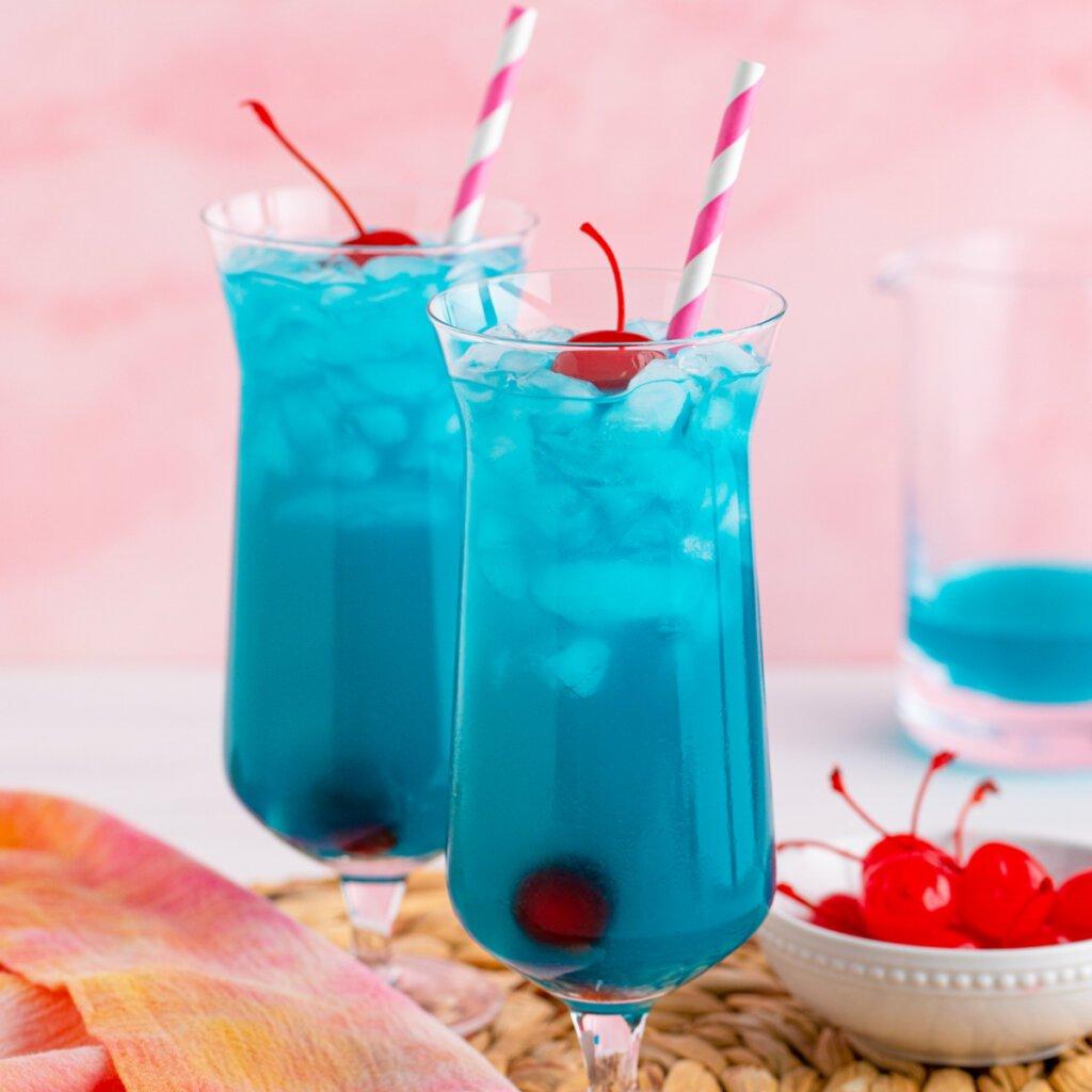ocean water cocktails