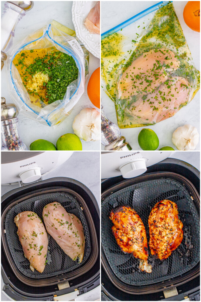 how to make margarita chicken