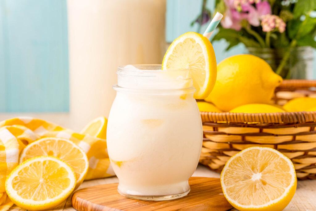 creamy lemonade condensed milk recipe